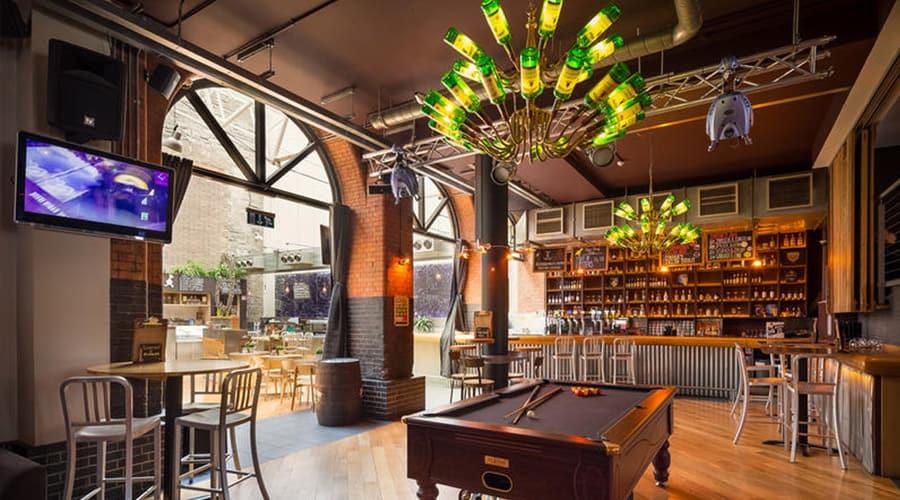 Best Dublin Hostel - Generator