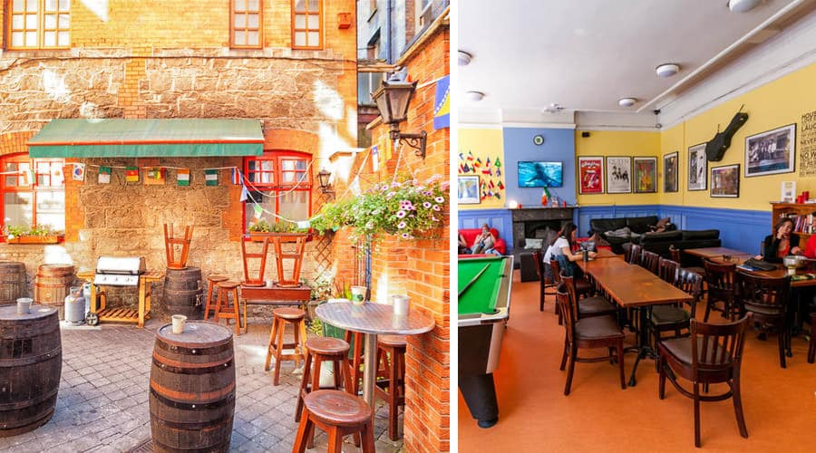 Best Dublin Hostel - Kinlay House Hostel