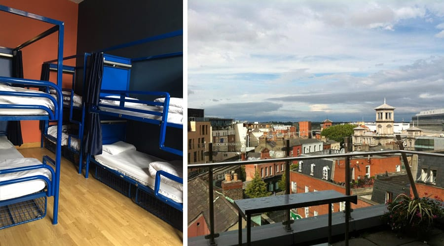 Best hostels in Dublin — Jacobs Inn