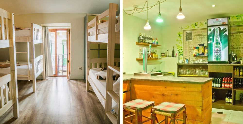 Best Madrid Hostel - Mad4You