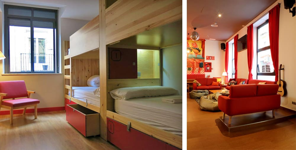 Best hostels in Madrid - OK Hostel