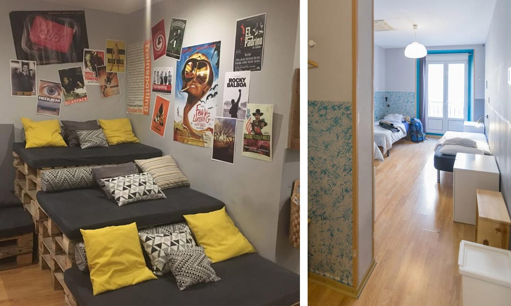 best hostels in Madrid - Sungate One