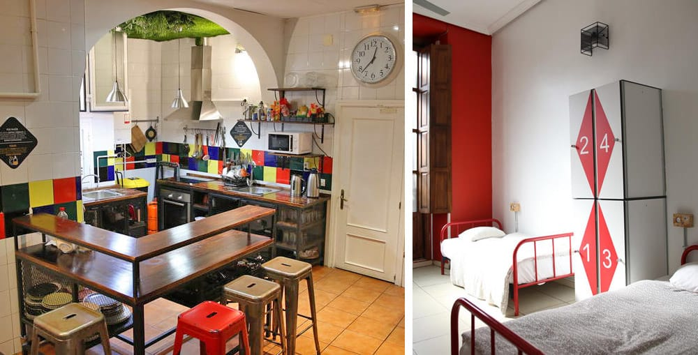 Best hostels Madrid - Way Hostel