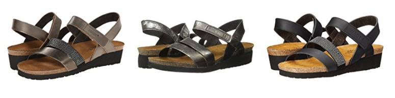 best travel shoes - Naut sandals