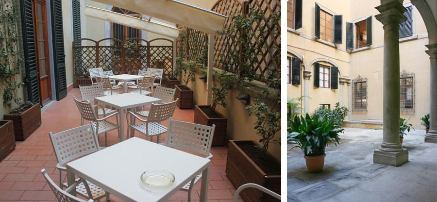 Best hostels in Florence - Academy Hostel
