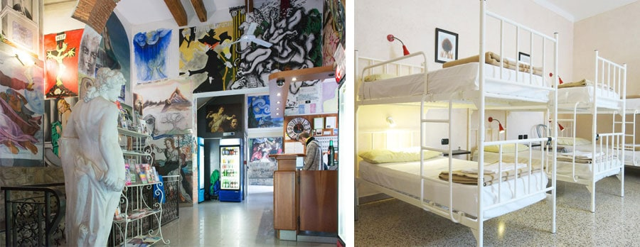 Best hostel Florence - Archi Rossi