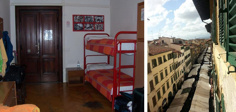 Best hostels Florence - Emerald Palace