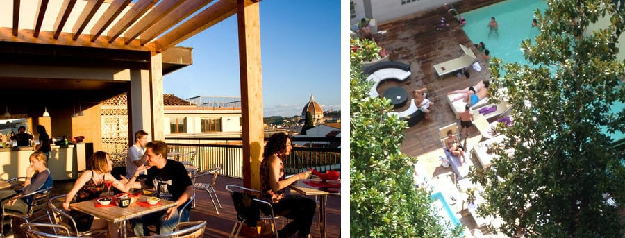 Best hostels in Florence - PLUS Hostel
