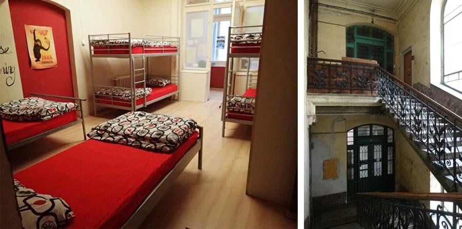 Best Budapest Hostel - Carpe Noctem
