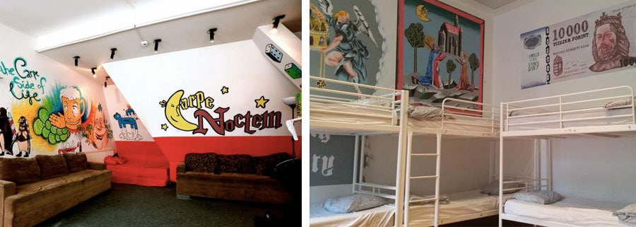 Best Budapest Hostel - Carpe