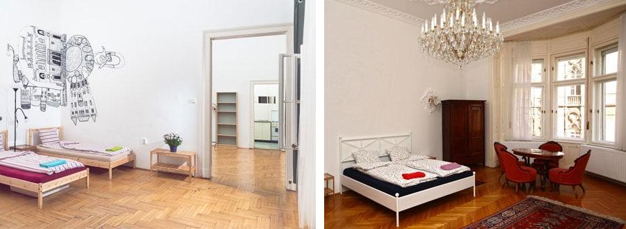 Best Budapest Hostels - Pal's Hostel
