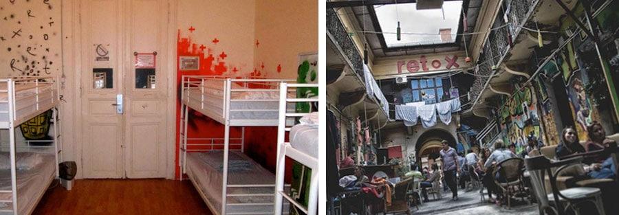 Best Budapest Hostels - Retox
