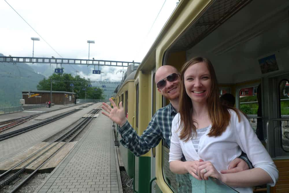 Swiss trains - Guide to Swiss Rail