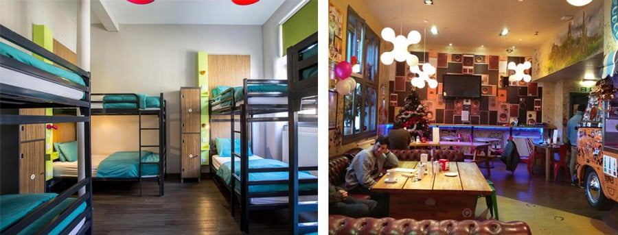 Best Hostels Edinburgh - Budget Backpackers