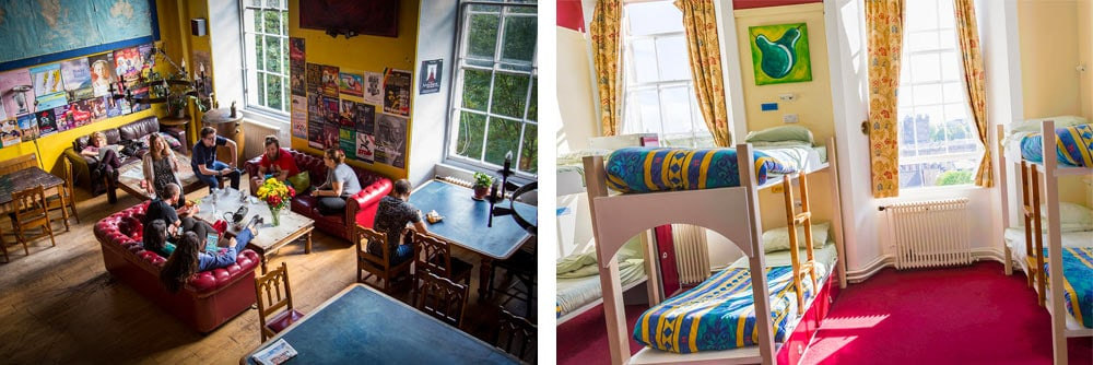 Best Hostels Edinburgh - Castle Rock