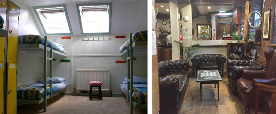 Best Hostels Edinburgh - High Street Hostel