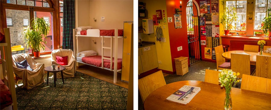 Best Hostel Edinburgh - Royal Mile Backpackers