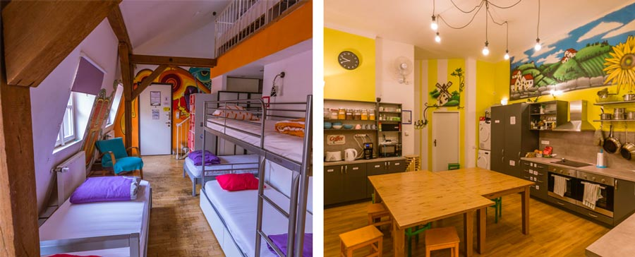 Best Prague Hostels - Madhouse