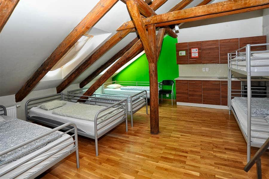 Best Prague Hostels - Hostel One