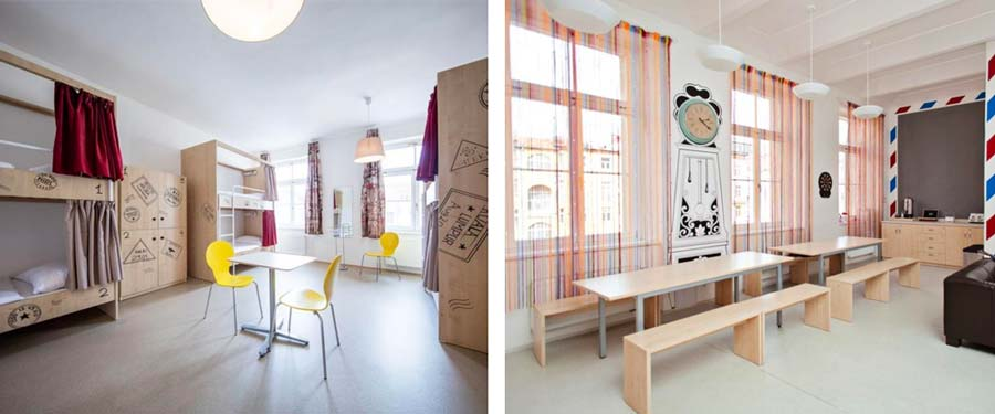 Best Hostels Prague - Post Hostel