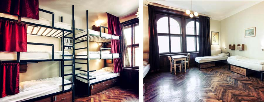Best Prague Hostels - Sir Tobys