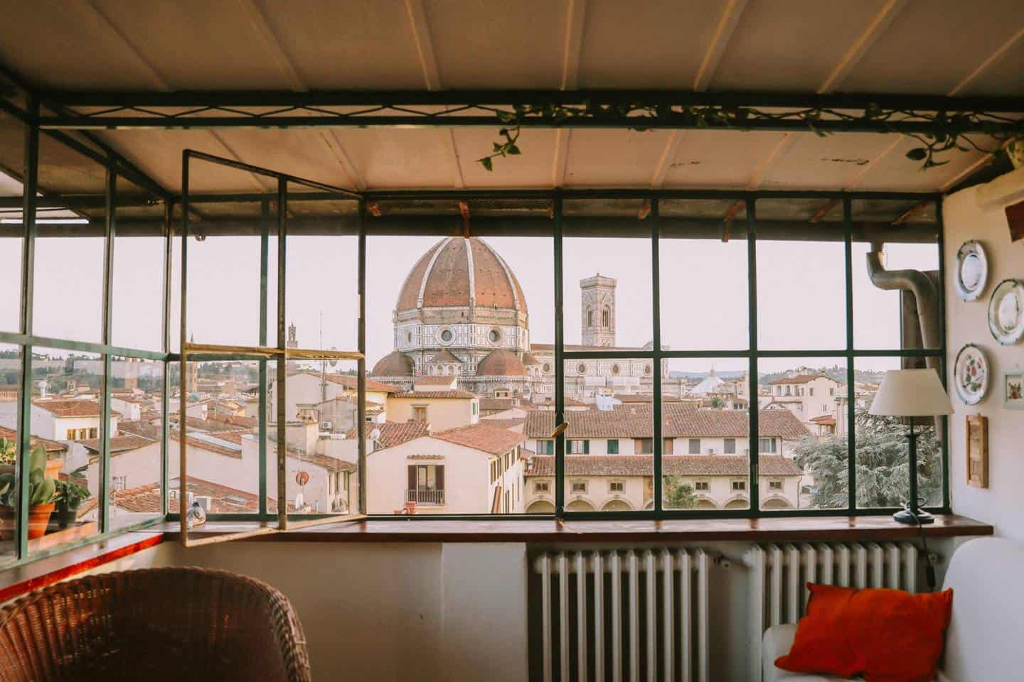 Airbnb Florence Italy
