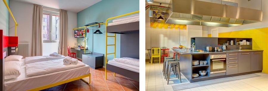 Best hostel Milan - MEININGER