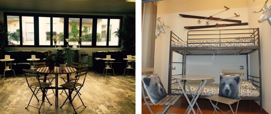 Best Milan Hostels - Atmos Luxe