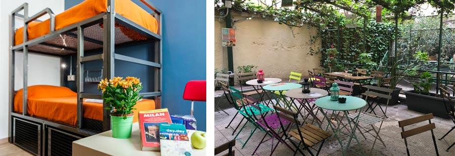 best hostels Milan - Hostel Otello Bello Grande
