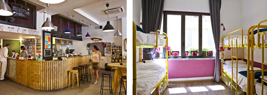Best Milan Hostels - Ostello Bello