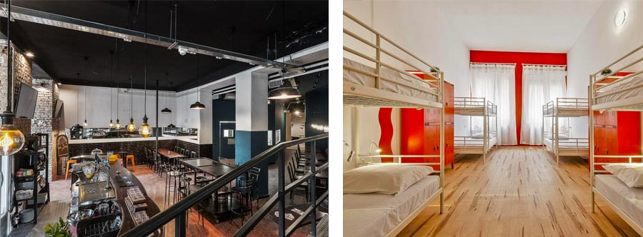 Best Milan Hostels - Queen Hostel