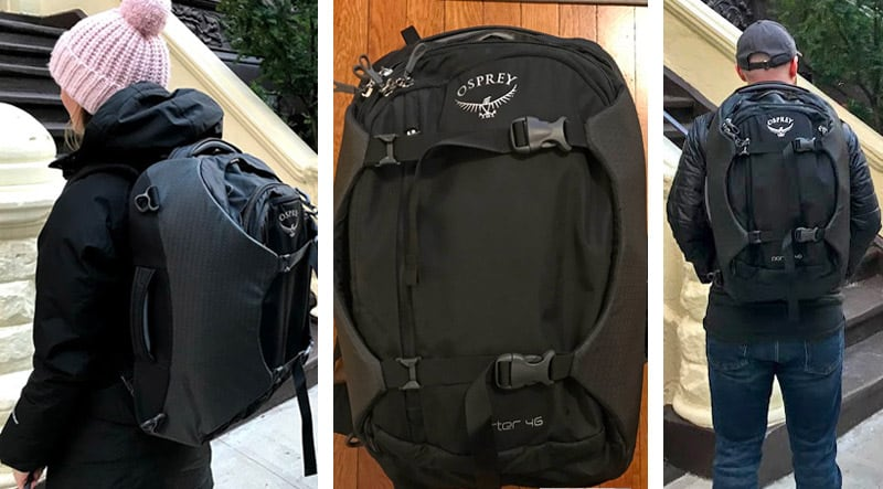 Best Carry-On Backpack | Osprey Porter 46