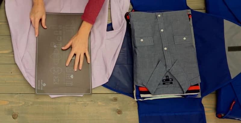 packing folder