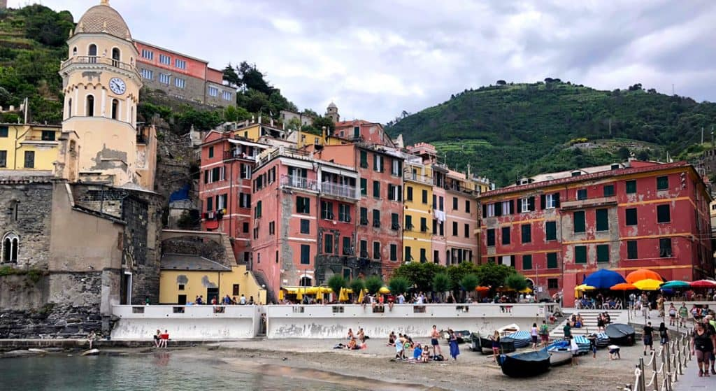 Cinque Terre Travel Costs