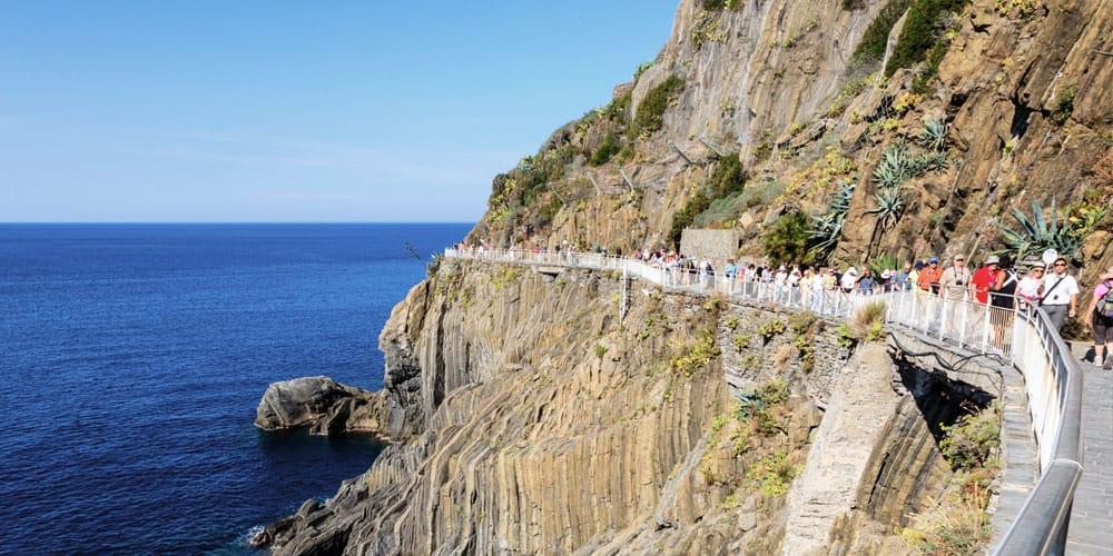 Cinque Terre - Blue Trail