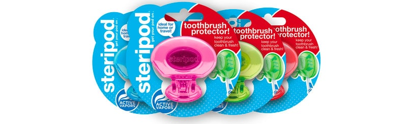 Europe Packing List - Toothbrush Protector