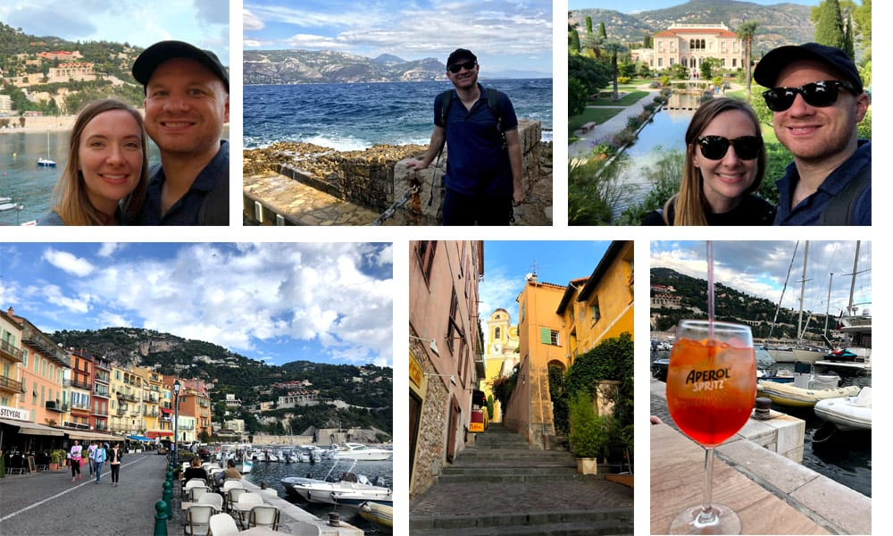 Nice Day Trip | Villefranche and Cap-Ferrat