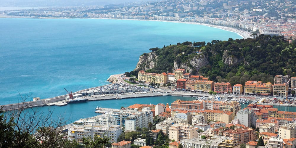 Nice Travel Guide | Mont Alban
