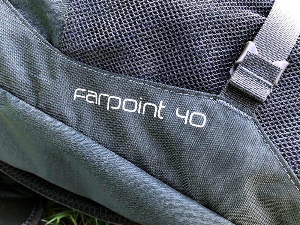 Osprey Farpoint 40 Review | Quality