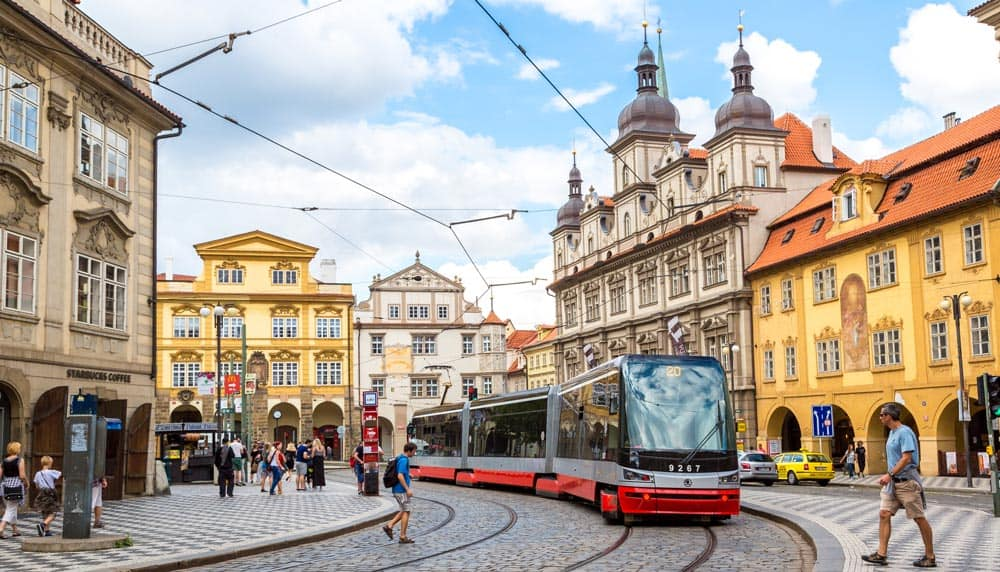 Prague Travel Costs | Transportation Prices