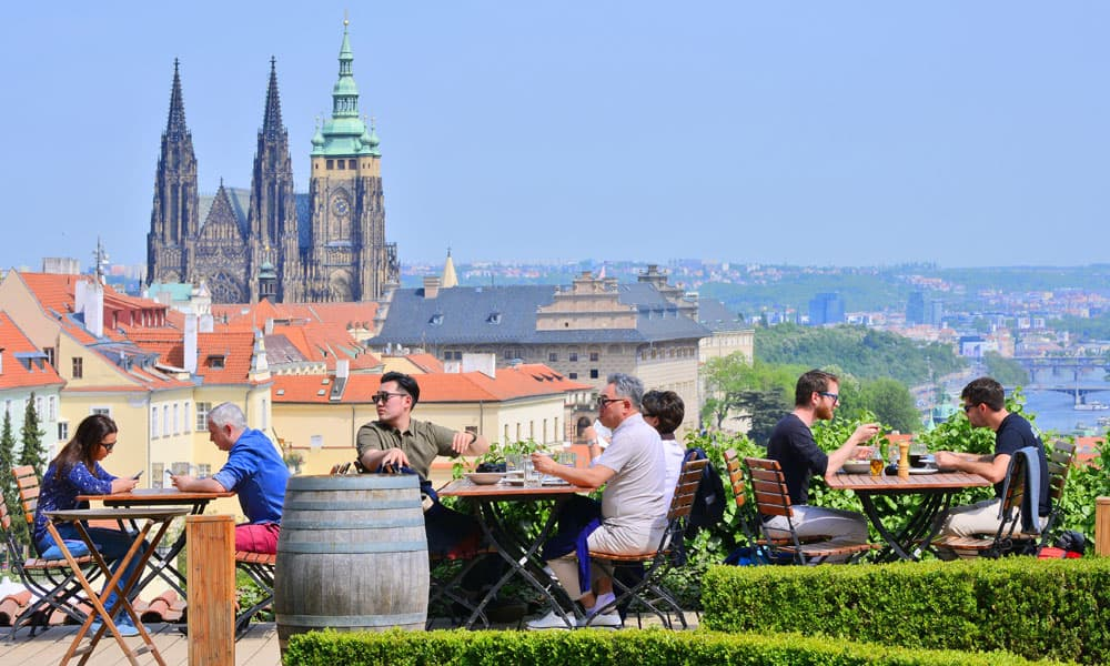 Daily Costs To Visit Prague | City Price Guide