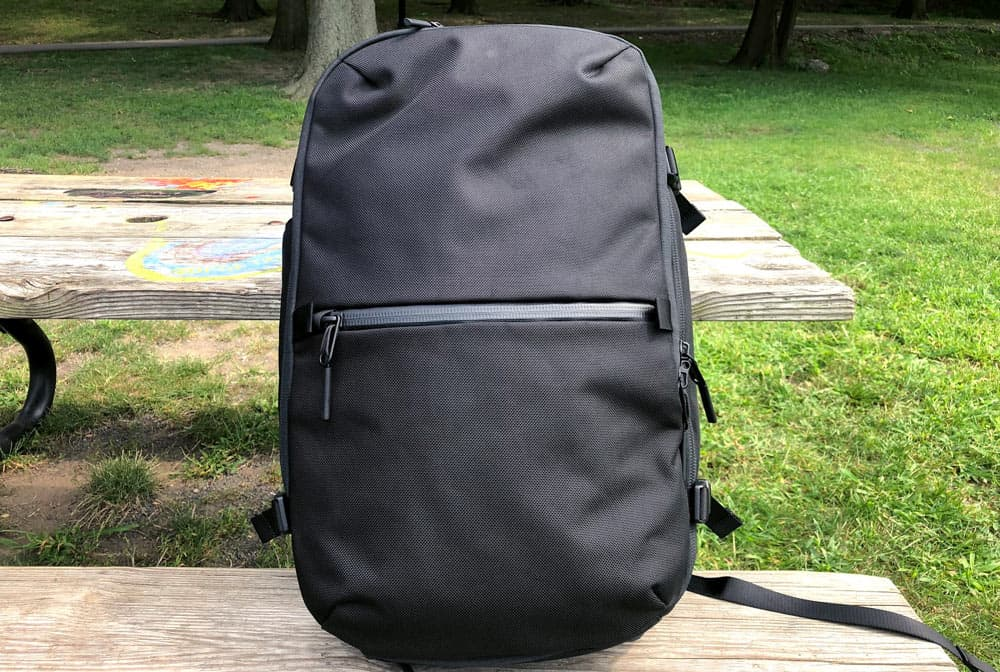 Aer Travel Pack 2 | Front Pocket