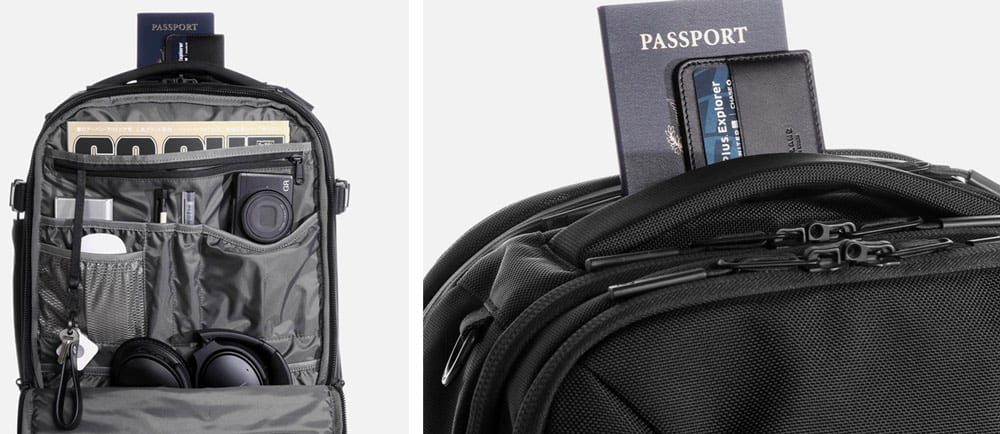 Aer Travel Pack 2 | Tech Pockets