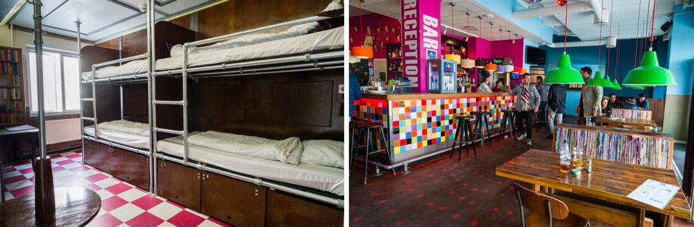 Best Hostels in Copenhagen | Copenhagen Downtown Hostel
