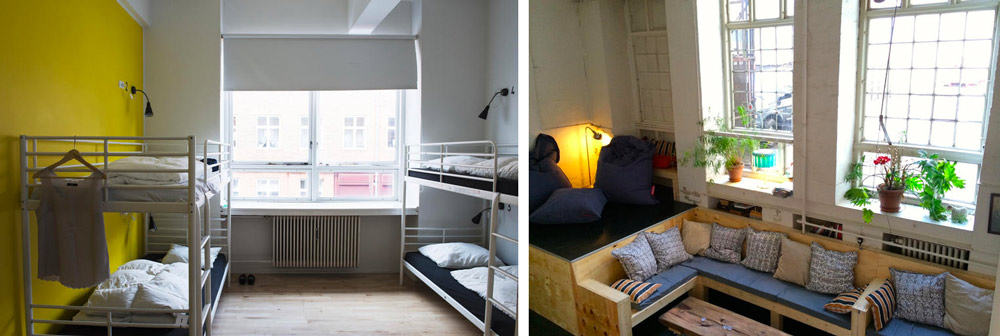 Best Hostels in Copenhagen | Sleep In Heaven