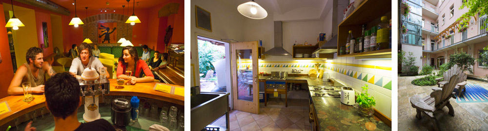 Best Hostels in Venice | Ruthensteiner Hostel