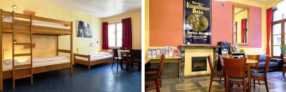 Best Hostels in Munich | Euro Youth Hostel