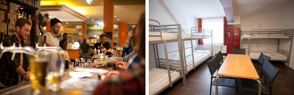 Best Hostels in Munich | Jaeger's Hostel