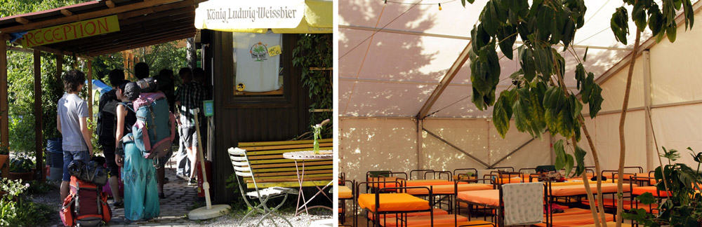 Best Hostels in Munich | The Tent