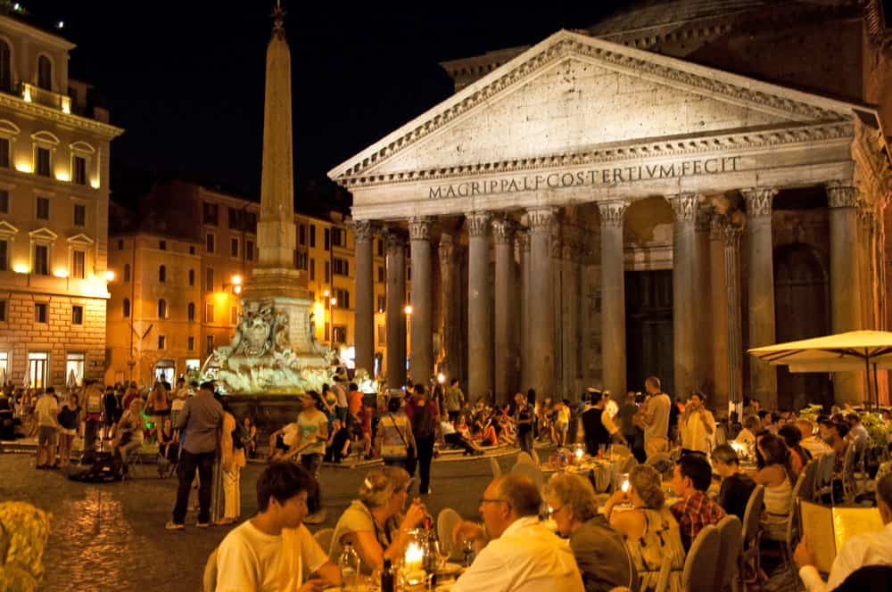 Rome Travel Costs | City Price Guide
